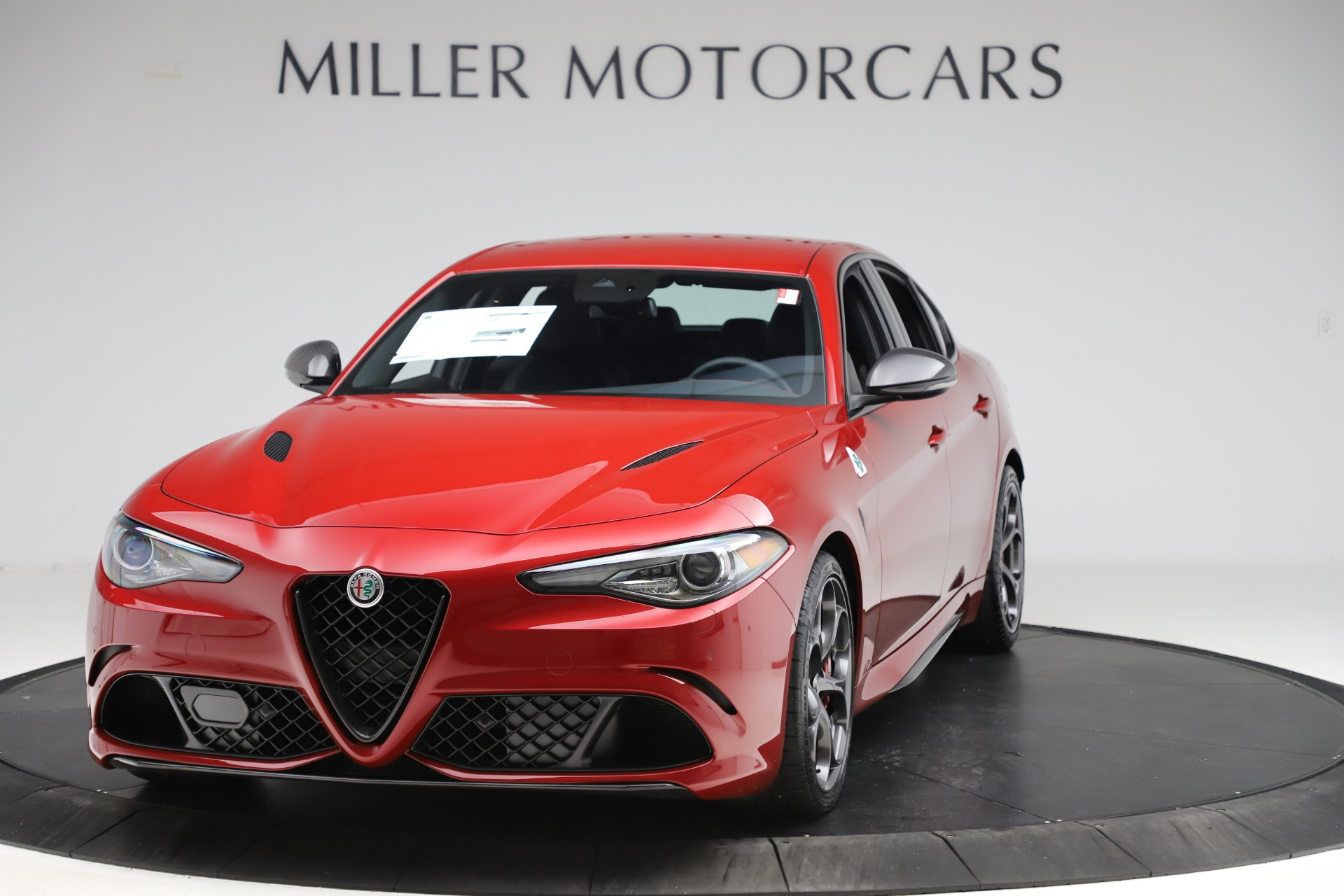 New 2020 Alfa Romeo Giulia Quadrifoglio For Sale (Special ...