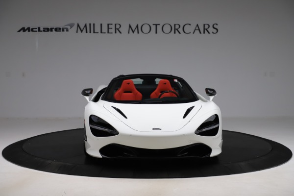 New 2020 McLaren 720S Spider Performance for sale $386,289 at Alfa Romeo of Greenwich in Greenwich CT 06830 11