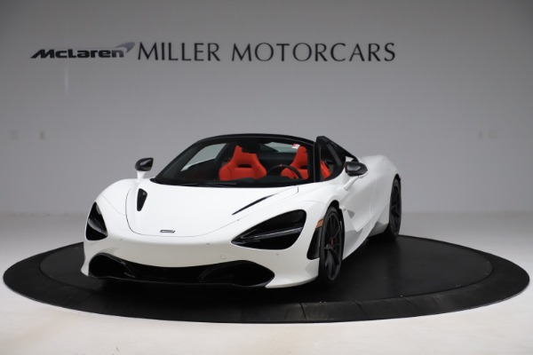 New 2020 McLaren 720S Spider Performance for sale $386,289 at Alfa Romeo of Greenwich in Greenwich CT 06830 12