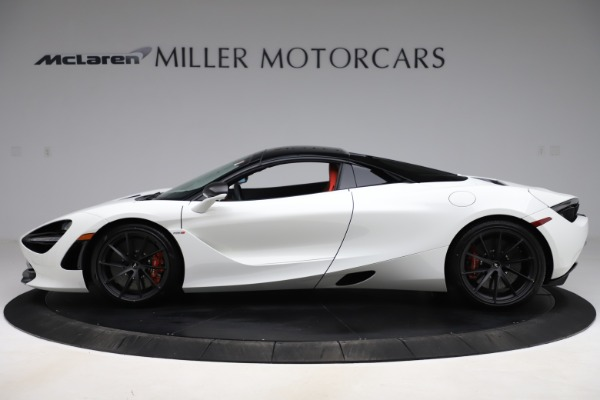 New 2020 McLaren 720S Spider Performance for sale $386,289 at Alfa Romeo of Greenwich in Greenwich CT 06830 14
