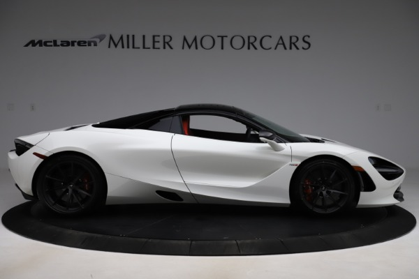 New 2020 McLaren 720S Spider Performance for sale $386,289 at Alfa Romeo of Greenwich in Greenwich CT 06830 17