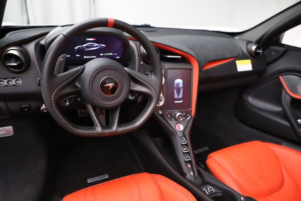 New 2020 McLaren 720S Spider Performance for sale $386,289 at Alfa Romeo of Greenwich in Greenwich CT 06830 19