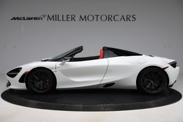 New 2020 McLaren 720S Spider Performance for sale $386,289 at Alfa Romeo of Greenwich in Greenwich CT 06830 2