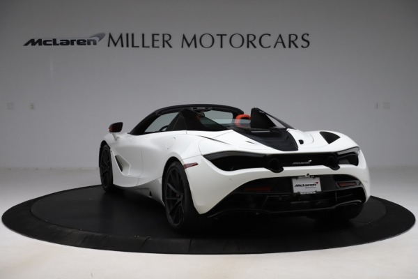 New 2020 McLaren 720S Spider Performance for sale $386,289 at Alfa Romeo of Greenwich in Greenwich CT 06830 4
