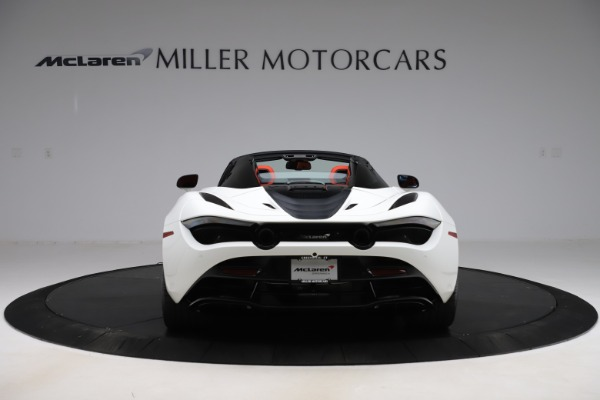 New 2020 McLaren 720S Spider Performance for sale $386,289 at Alfa Romeo of Greenwich in Greenwich CT 06830 5