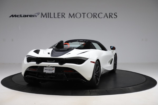 New 2020 McLaren 720S Spider Performance for sale $386,289 at Alfa Romeo of Greenwich in Greenwich CT 06830 6