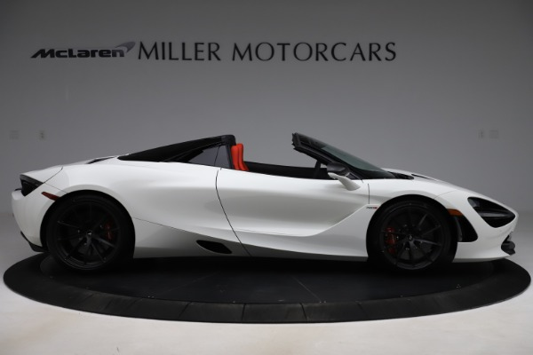 New 2020 McLaren 720S Spider Performance for sale $386,289 at Alfa Romeo of Greenwich in Greenwich CT 06830 8