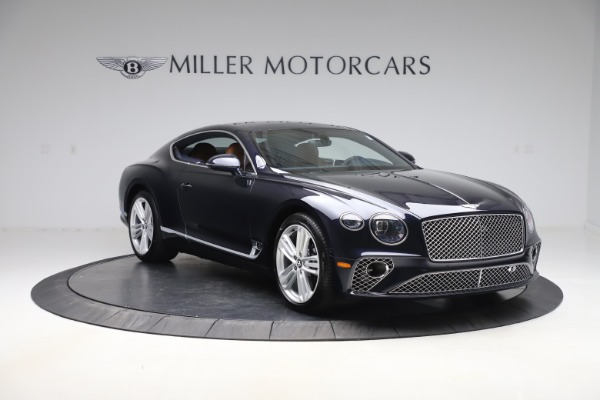 New 2020 Bentley Continental GT W12 for sale $260,770 at Alfa Romeo of Greenwich in Greenwich CT 06830 11