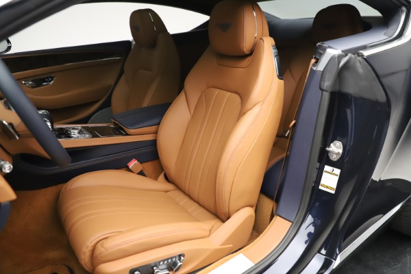 New 2020 Bentley Continental GT W12 for sale $260,770 at Alfa Romeo of Greenwich in Greenwich CT 06830 20