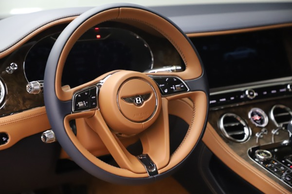 New 2020 Bentley Continental GT W12 for sale $260,770 at Alfa Romeo of Greenwich in Greenwich CT 06830 23