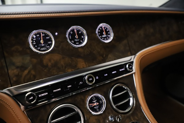 New 2020 Bentley Continental GT W12 for sale $260,770 at Alfa Romeo of Greenwich in Greenwich CT 06830 25