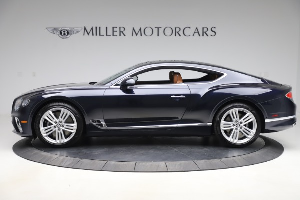 New 2020 Bentley Continental GT W12 for sale $260,770 at Alfa Romeo of Greenwich in Greenwich CT 06830 3