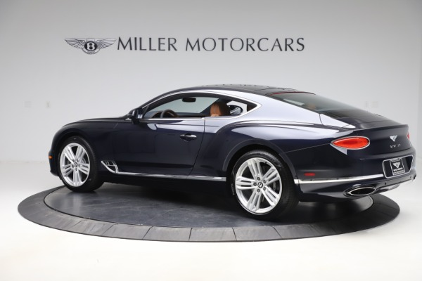 New 2020 Bentley Continental GT W12 for sale $260,770 at Alfa Romeo of Greenwich in Greenwich CT 06830 4