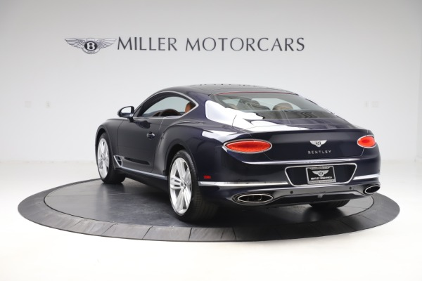 New 2020 Bentley Continental GT W12 for sale $260,770 at Alfa Romeo of Greenwich in Greenwich CT 06830 5