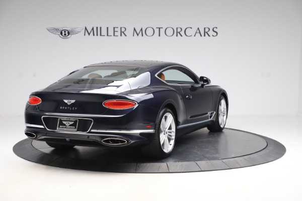 New 2020 Bentley Continental GT W12 for sale $260,770 at Alfa Romeo of Greenwich in Greenwich CT 06830 7