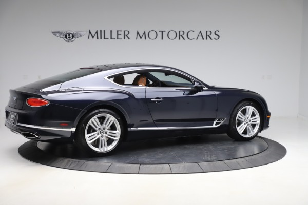 New 2020 Bentley Continental GT W12 for sale $260,770 at Alfa Romeo of Greenwich in Greenwich CT 06830 8