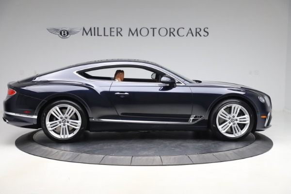 New 2020 Bentley Continental GT W12 for sale $260,770 at Alfa Romeo of Greenwich in Greenwich CT 06830 9