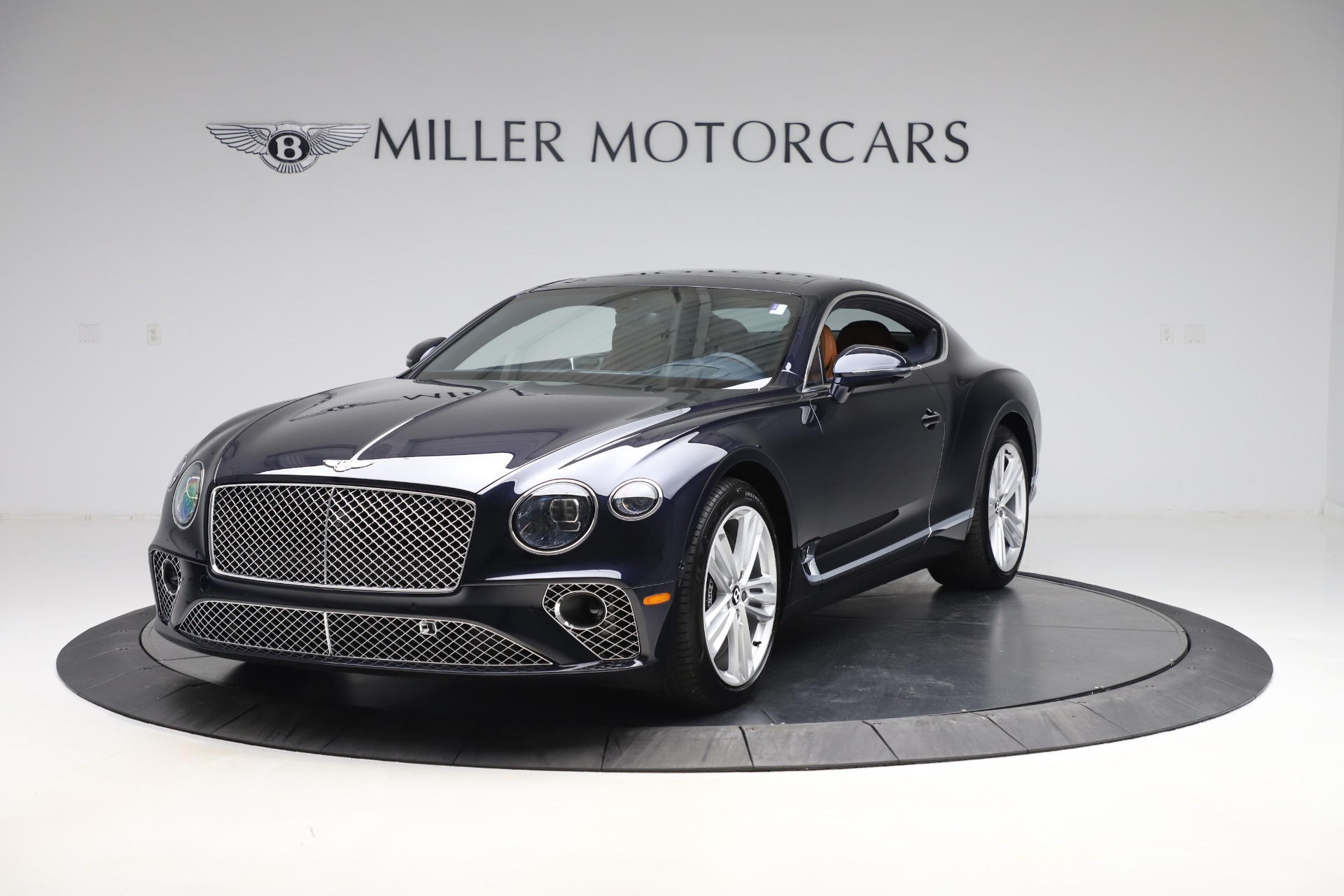 New 2020 Bentley Continental GT W12 for sale $260,770 at Alfa Romeo of Greenwich in Greenwich CT 06830 1