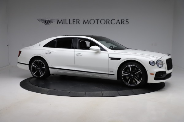 New 2020 Bentley Flying Spur W12 First Edition for sale $274,135 at Alfa Romeo of Greenwich in Greenwich CT 06830 10