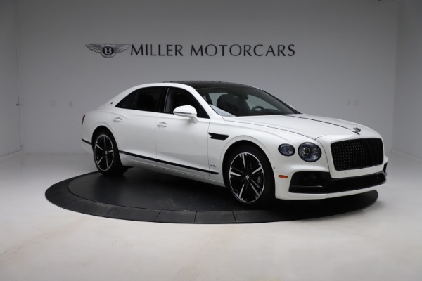 New 2020 Bentley Flying Spur W12 First Edition for sale $274,135 at Alfa Romeo of Greenwich in Greenwich CT 06830 11