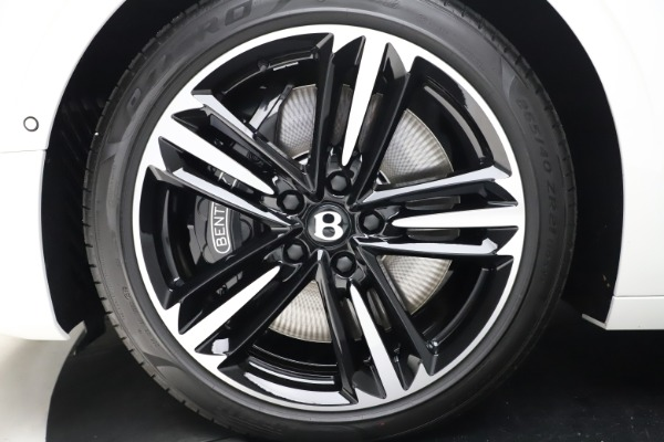 New 2020 Bentley Flying Spur W12 First Edition for sale $274,135 at Alfa Romeo of Greenwich in Greenwich CT 06830 16