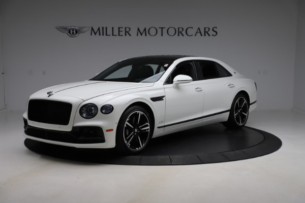 New 2020 Bentley Flying Spur W12 First Edition for sale $274,135 at Alfa Romeo of Greenwich in Greenwich CT 06830 2