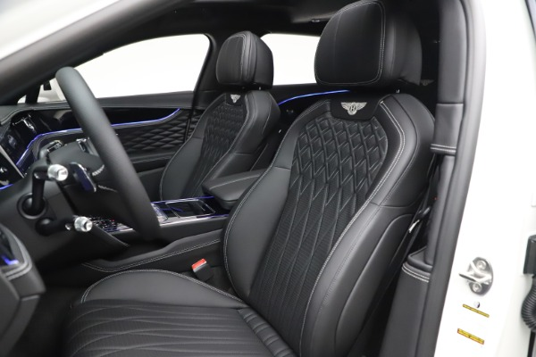 New 2020 Bentley Flying Spur W12 First Edition for sale $274,135 at Alfa Romeo of Greenwich in Greenwich CT 06830 20