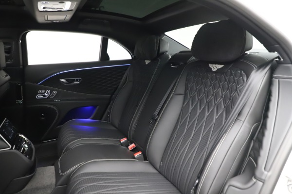 New 2020 Bentley Flying Spur W12 First Edition for sale $274,135 at Alfa Romeo of Greenwich in Greenwich CT 06830 26