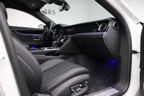 New 2020 Bentley Flying Spur W12 First Edition for sale $274,135 at Alfa Romeo of Greenwich in Greenwich CT 06830 28