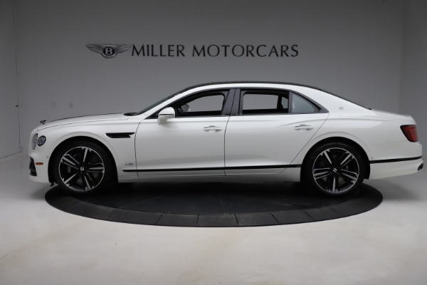 New 2020 Bentley Flying Spur W12 First Edition for sale $274,135 at Alfa Romeo of Greenwich in Greenwich CT 06830 3