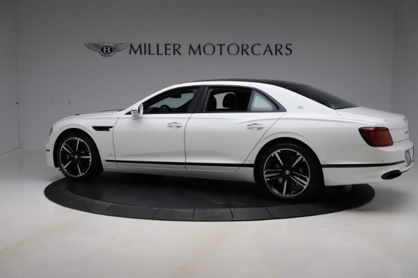 New 2020 Bentley Flying Spur W12 First Edition for sale $274,135 at Alfa Romeo of Greenwich in Greenwich CT 06830 4