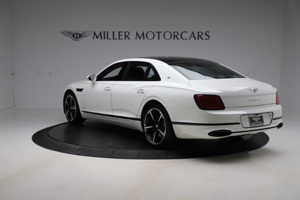 New 2020 Bentley Flying Spur W12 First Edition for sale $274,135 at Alfa Romeo of Greenwich in Greenwich CT 06830 5