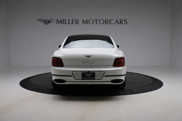 New 2020 Bentley Flying Spur W12 First Edition for sale $274,135 at Alfa Romeo of Greenwich in Greenwich CT 06830 6