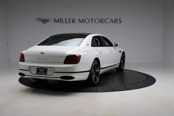 New 2020 Bentley Flying Spur W12 First Edition for sale $274,135 at Alfa Romeo of Greenwich in Greenwich CT 06830 7