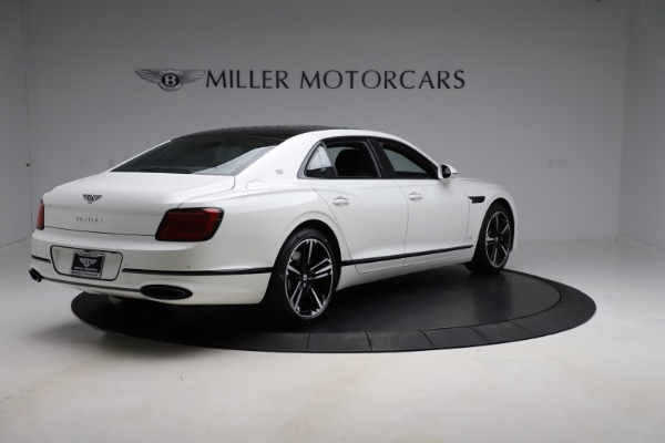 New 2020 Bentley Flying Spur W12 First Edition for sale $274,135 at Alfa Romeo of Greenwich in Greenwich CT 06830 8
