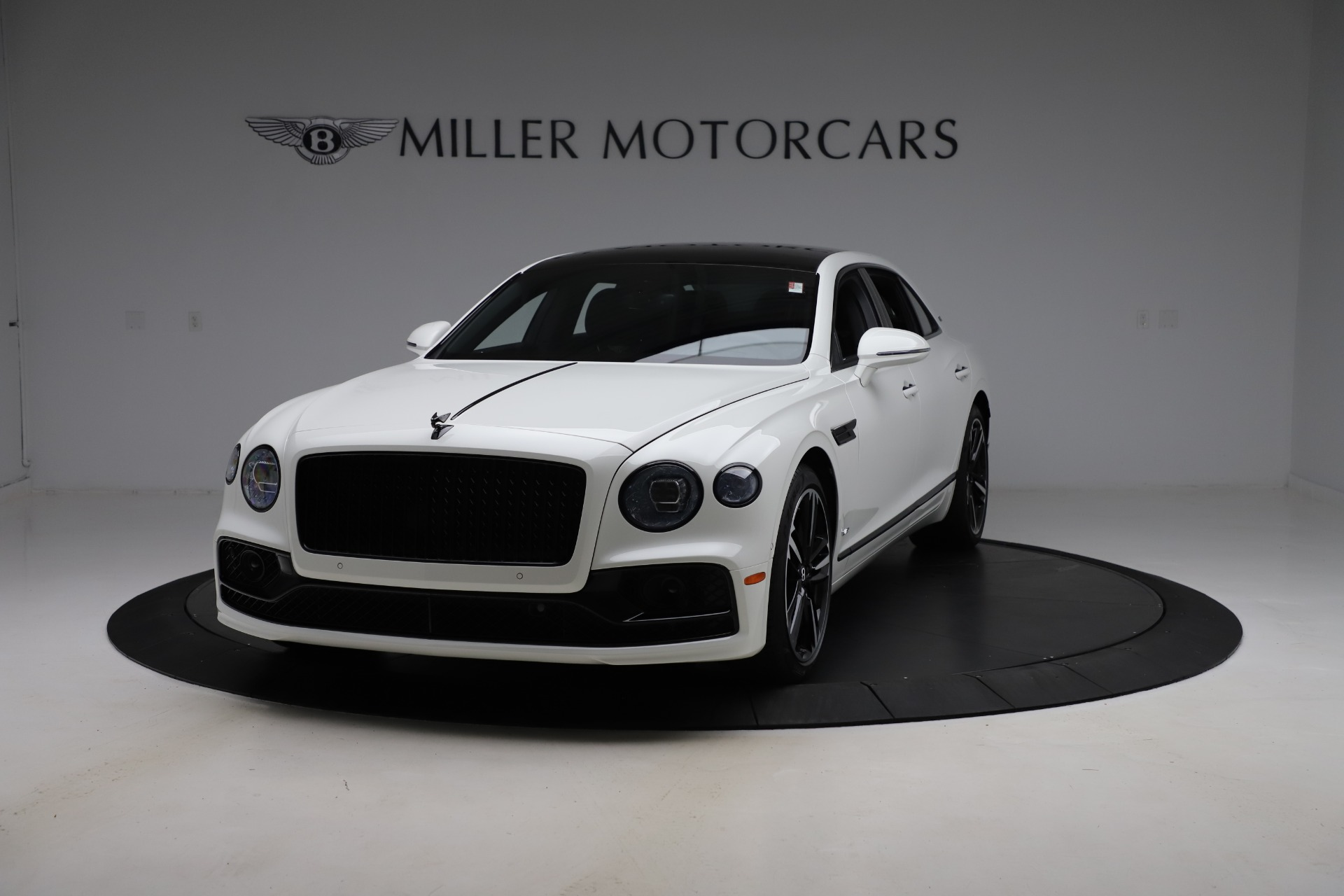 New 2020 Bentley Flying Spur W12 First Edition for sale $274,135 at Alfa Romeo of Greenwich in Greenwich CT 06830 1