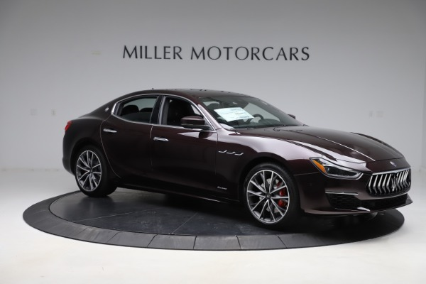 New 2020 Maserati Ghibli S Q4 GranLusso for sale $94,335 at Alfa Romeo of Greenwich in Greenwich CT 06830 10