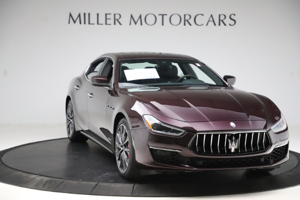 New 2020 Maserati Ghibli S Q4 GranLusso for sale $94,335 at Alfa Romeo of Greenwich in Greenwich CT 06830 11