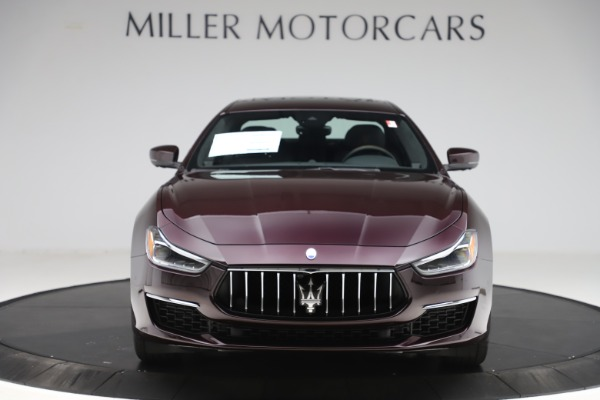 New 2020 Maserati Ghibli S Q4 GranLusso for sale $94,335 at Alfa Romeo of Greenwich in Greenwich CT 06830 12