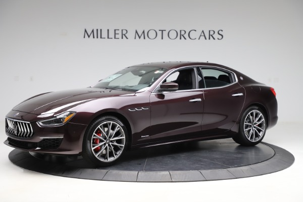 New 2020 Maserati Ghibli S Q4 GranLusso for sale $94,335 at Alfa Romeo of Greenwich in Greenwich CT 06830 2