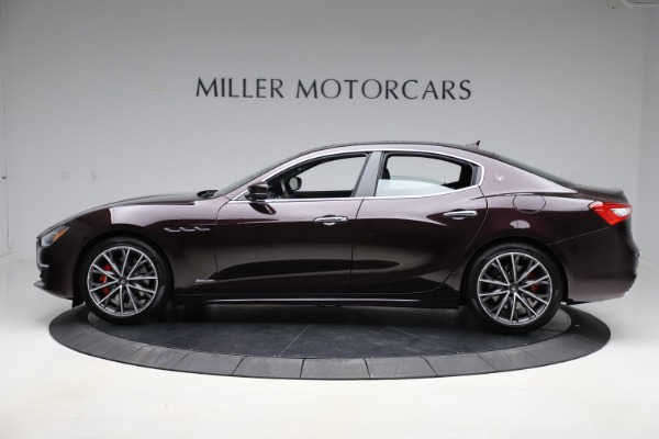 New 2020 Maserati Ghibli S Q4 GranLusso for sale $94,335 at Alfa Romeo of Greenwich in Greenwich CT 06830 3