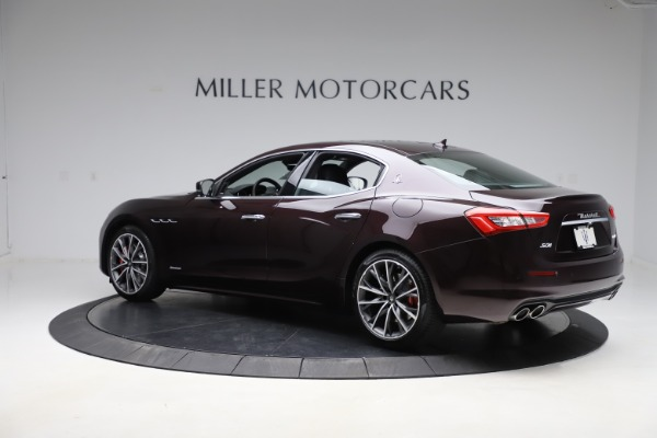 New 2020 Maserati Ghibli S Q4 GranLusso for sale $94,335 at Alfa Romeo of Greenwich in Greenwich CT 06830 4