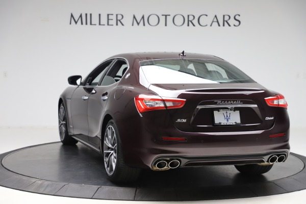 New 2020 Maserati Ghibli S Q4 GranLusso for sale $94,335 at Alfa Romeo of Greenwich in Greenwich CT 06830 5