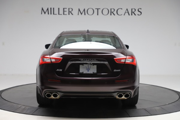 New 2020 Maserati Ghibli S Q4 GranLusso for sale $94,335 at Alfa Romeo of Greenwich in Greenwich CT 06830 6
