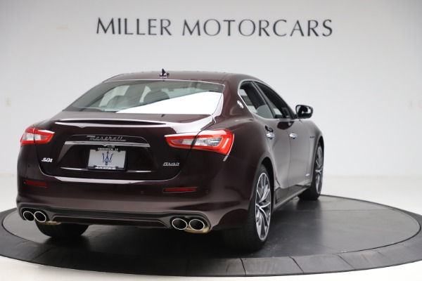 New 2020 Maserati Ghibli S Q4 GranLusso for sale $94,335 at Alfa Romeo of Greenwich in Greenwich CT 06830 7