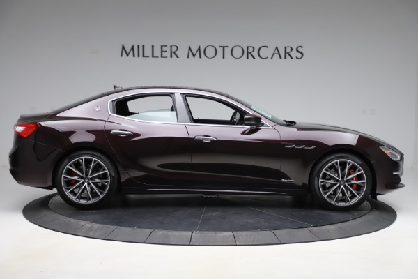 New 2020 Maserati Ghibli S Q4 GranLusso for sale $94,335 at Alfa Romeo of Greenwich in Greenwich CT 06830 9