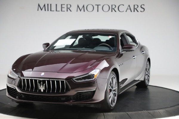 New 2020 Maserati Ghibli S Q4 GranLusso for sale $94,335 at Alfa Romeo of Greenwich in Greenwich CT 06830 1