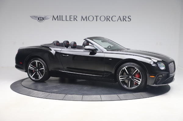 New 2020 Bentley Continental GT Convertible V8 for sale $275,045 at Alfa Romeo of Greenwich in Greenwich CT 06830 10