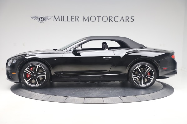New 2020 Bentley Continental GTC V8 for sale $275,045 at Alfa Romeo of Greenwich in Greenwich CT 06830 13