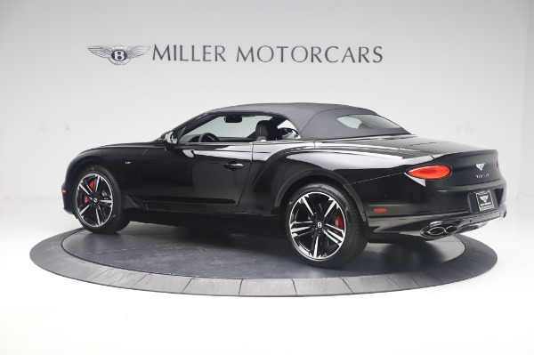 New 2020 Bentley Continental GT Convertible V8 for sale $275,045 at Alfa Romeo of Greenwich in Greenwich CT 06830 14